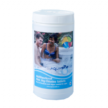 AquaSparkle Multifunctional 20g Small Chlorine Tablets - 1kg